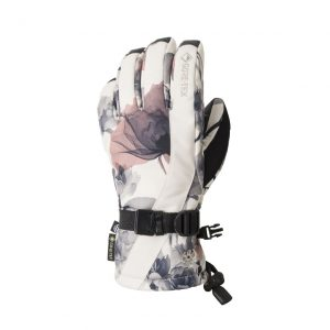 Mănuși Ski și Snowboard 686 Gore-Tex Linear Glove Birch X-Ray Floral