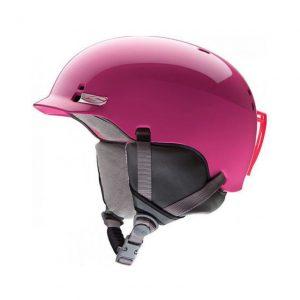 Alege sa fi in siguranta cu Casca Smith Ski Gage Junior Bright Pink