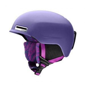 Alege sa fi in siguranta cu Casca Ski si Snowboard Smith Allure Matte Dusty Lilac