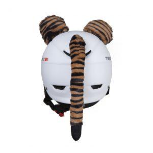 Urechiușe și Coadă de Tigru pentru Casca de Schi