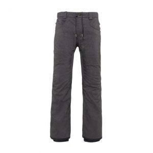Pantaloni Ski și Snowboard 686 Rebel Shell Pant Black Denim