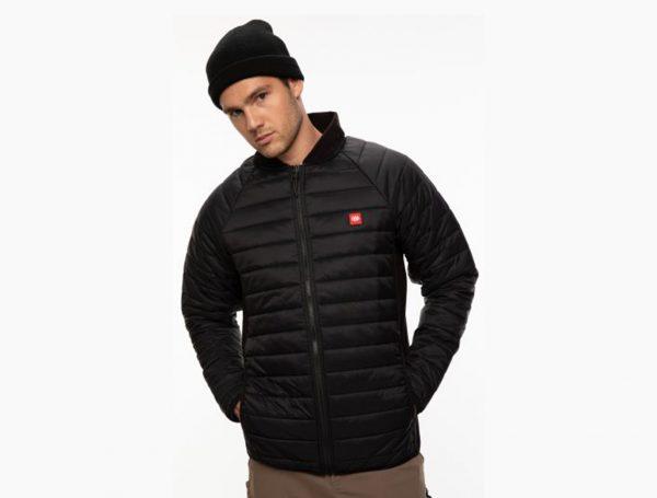 Bluză Termică Mid-Layer 686 Thermal Puff Jacket Black
