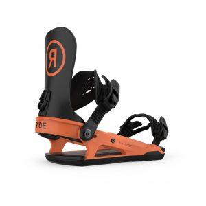 Legături Snowboard Ride C-2 Orange 2021