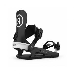 Legături Snowboard Ride C-4 Classic Black 2021
