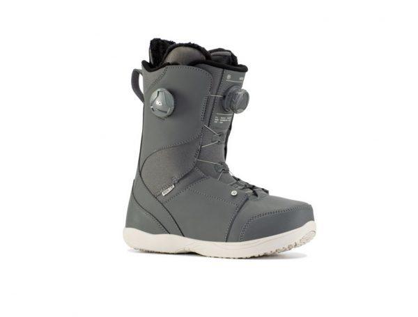 Boots Snowboard Ride Hera Grey 2021