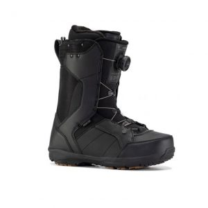 Boots Snowboard Ride Jackson Black 2021
