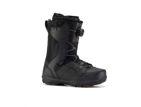Boots Snowboard Ride Jackson Black 2021