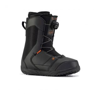 Boots Snowboard Ride Rook Black 2021