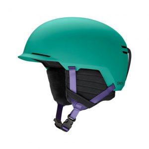 Alege sa fi in siguranta cu Casca Ski si Snowboard Smith Scout Jade Block