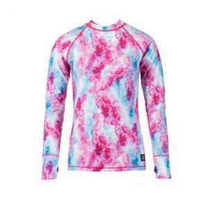 Bluză Schi First Layer HORSEFEATHRES Mirra Candy